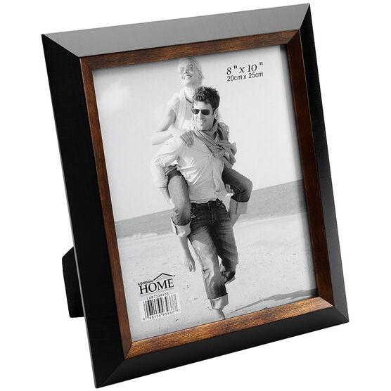 London Home Frame - Black Gold - 8x10in