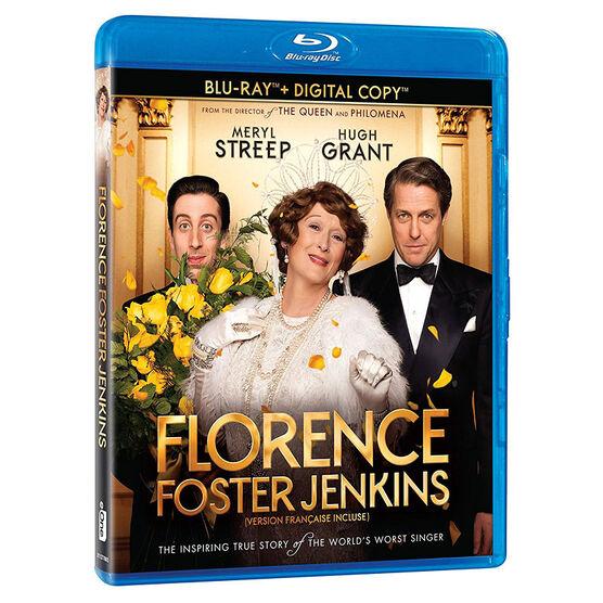 Florence Foster Jenkins - Blu-ray