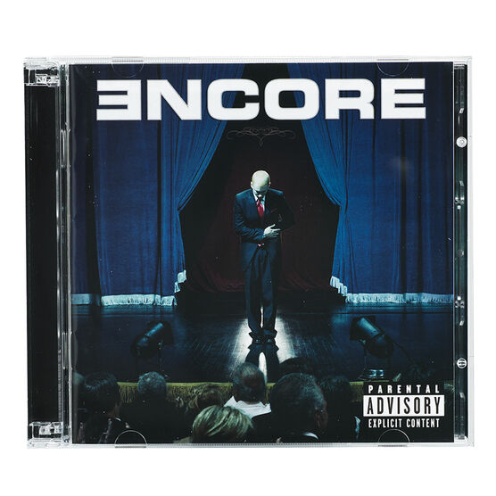 Eminem - Encore (Bonus CD) Explicit Lyrics - CD