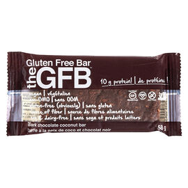 the GFB Bar - Dark Chocolate Coconut - 58g