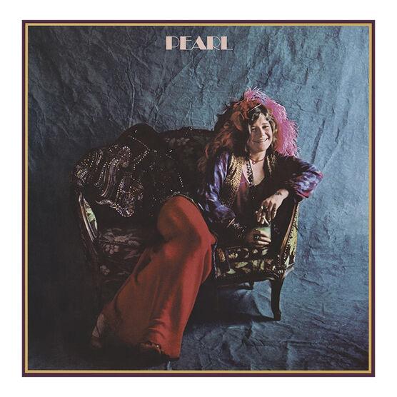 Janis Joplin - Pearl - Vinyl