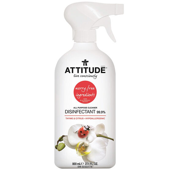 Attitude All Purpose Cleaner - 800ml