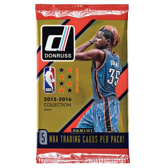 NBA Trading Cards - 2015-2016 Collection