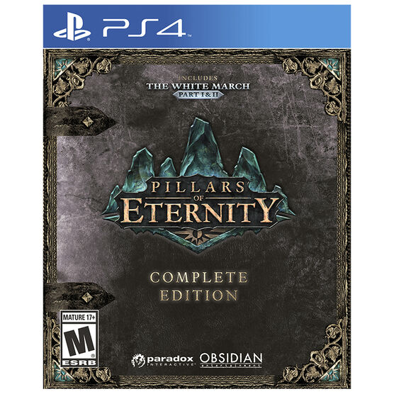 PS4 Pillars of Eternity: Complete Edition