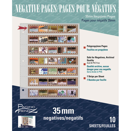 Pacific Trendz Negative Refill 10 Pack