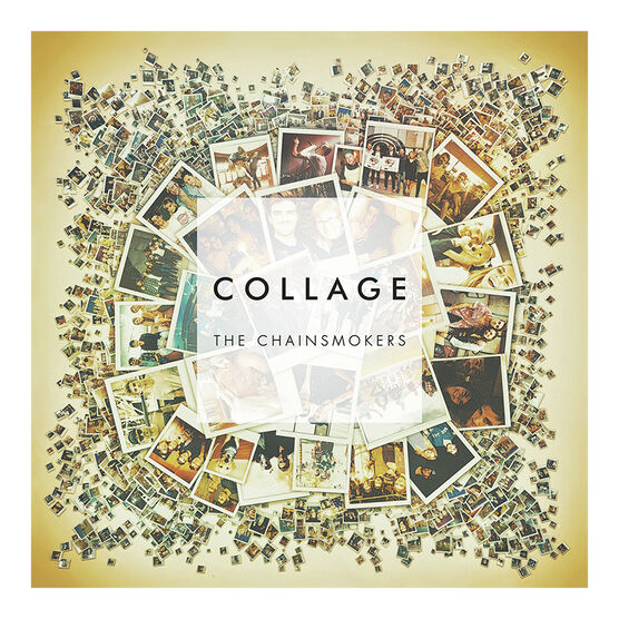 The Chainsmokers - Collage (EP) - Vinyl