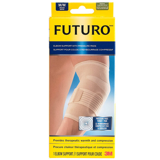 Futuro Elbow Support with Pads - Medium