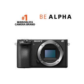 Sony a6500 Body - Black - ILCE6500B