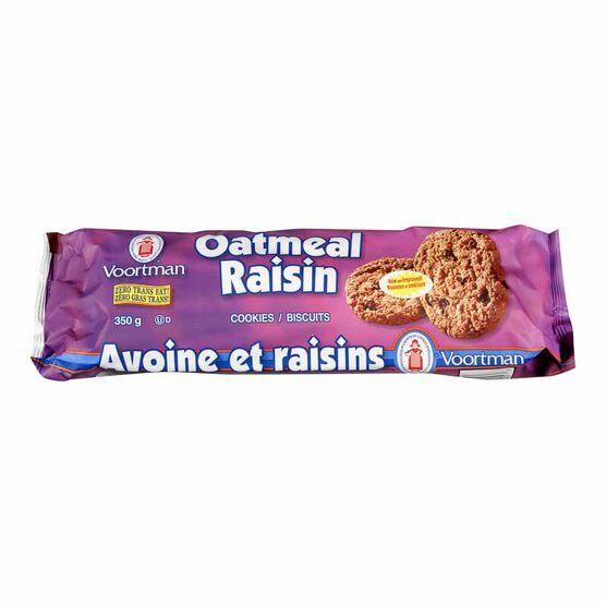 Voortman Oatmeal Raisin Cookies - 350g