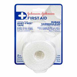 Johnson & Johnson First Aid Hurt Free Tape - 2inch
