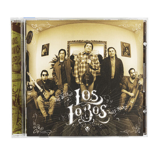 Los Lobos - Wolf Tracks: The Best Of Los Lobos - CD