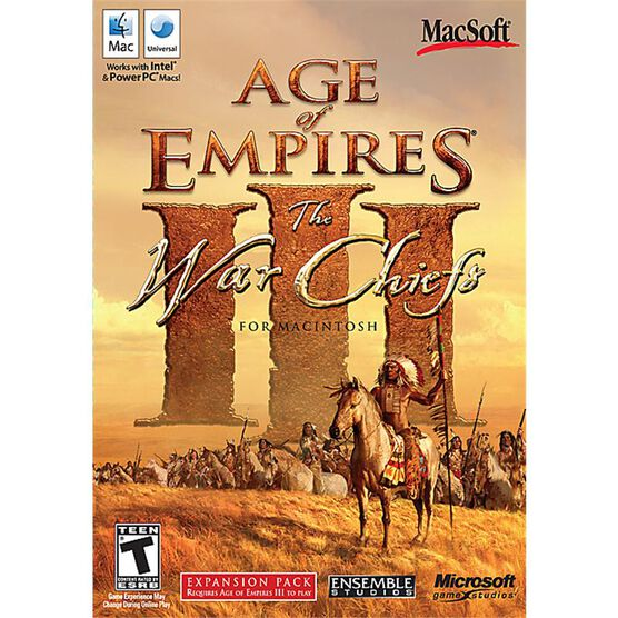 Age of Empires III - MAC