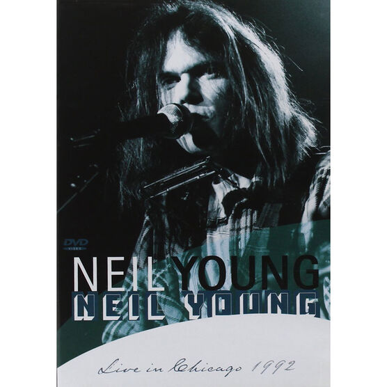 Neil Young: 1992 Live in Chicago - DVD