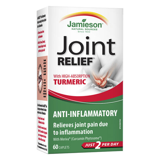 Jamieson BodyGuard™ Anti-Inflammatory - 60's