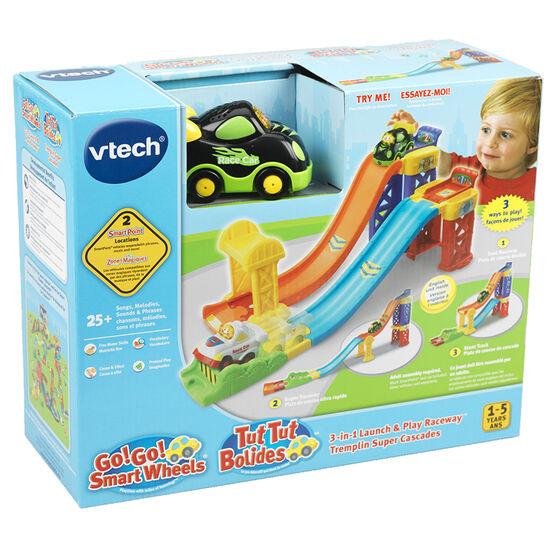 VTech Go Go Smart Wheels 3-in-1 Raceway
