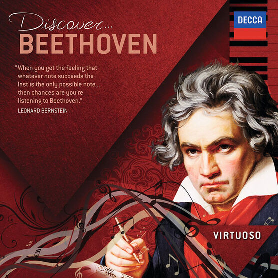 Various Artists - Virtuoso Series: Discover Beethoven - CD