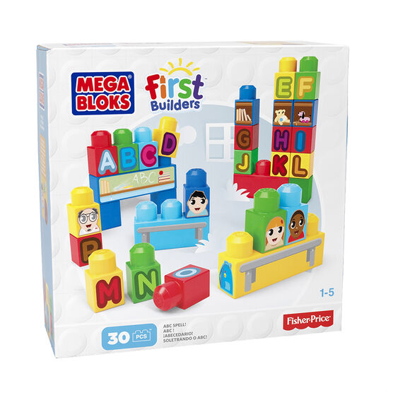 Mega Bloks First Builders - 30 Pieces