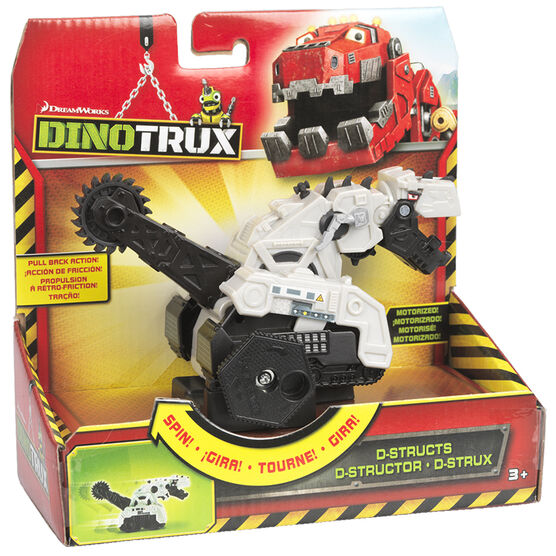 Dinotrux Pull Back 'N Go Truck - Assorted