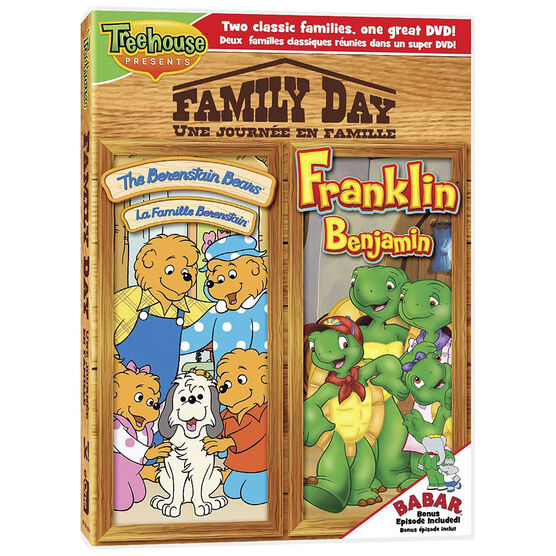 Treehouse: Family Day - DVD