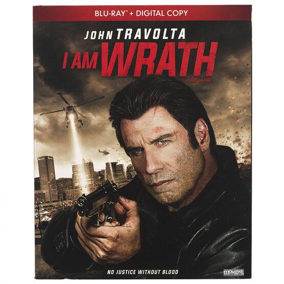 I Am Wrath - Blu-ray Combo