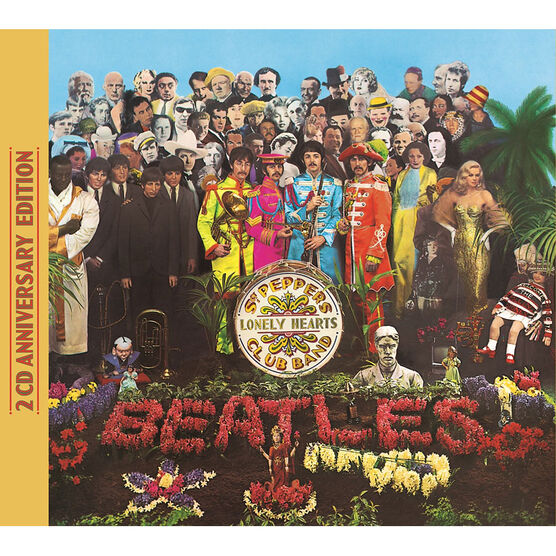 The Beatles - Sgt. Pepper's Lonely Hearts Club Band (Anniversary Edition) - 2 CD