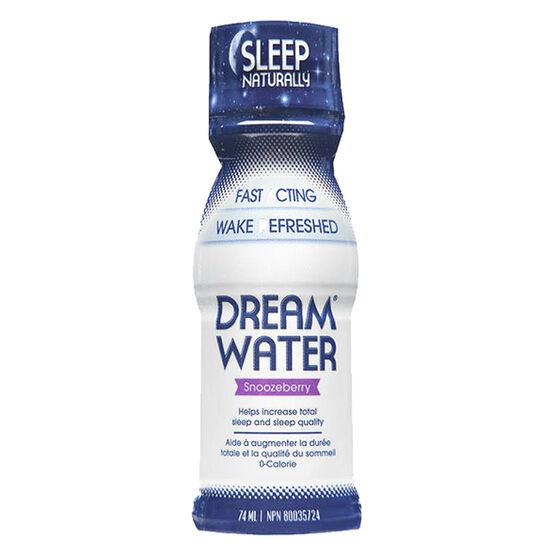 Dream Water Sleep Aid - Snoozeberry - 74ml