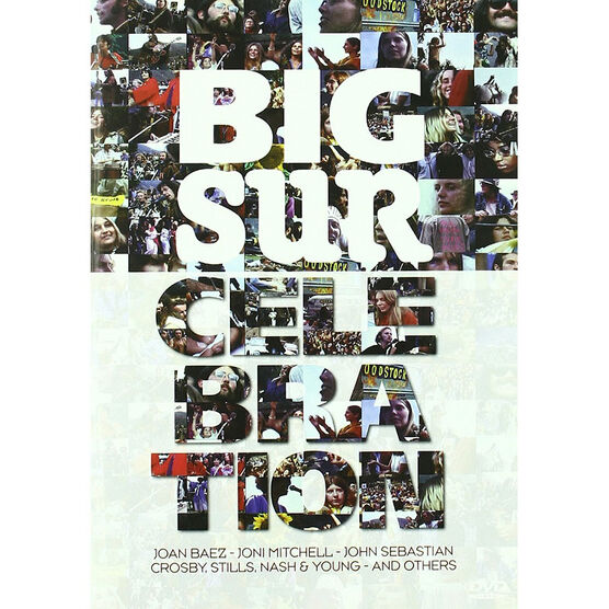 Big Sur Celebration - DVD
