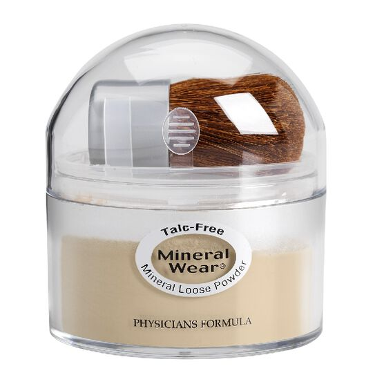 Physicians Formula Mineral Wear Talc-Free Mineral Loose Powder - Natural Beige