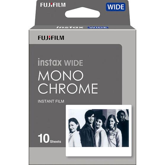 Fuji Instax Wide Film - Monochrome - 600019133