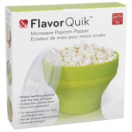 FlavourQuik Microwave Popcorn Popper