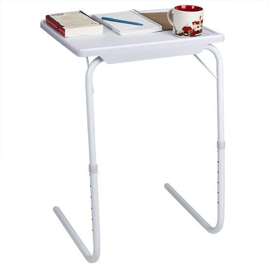 Domestiq Adjustable TV Table - 38 x 43 x 30.5-71cm