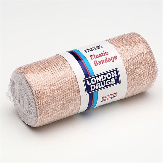 London Drugs Elastic Bandage - 4inch x 5yards