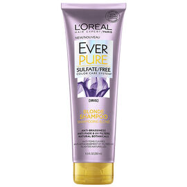 L'Oreal EverPure Blonde Shampoo - Iris - 250ml