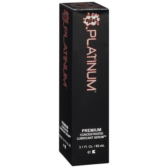 Wet Platinum Premium Concentrated Lubricant Serum - 93ml