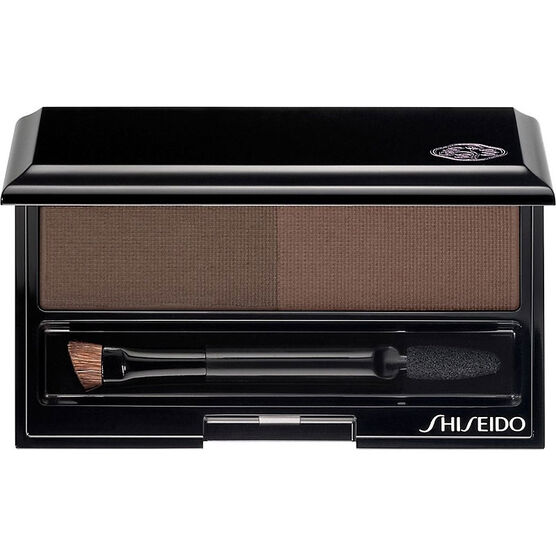 Shiseido Eyebrow Styling Compact - Deep Brown