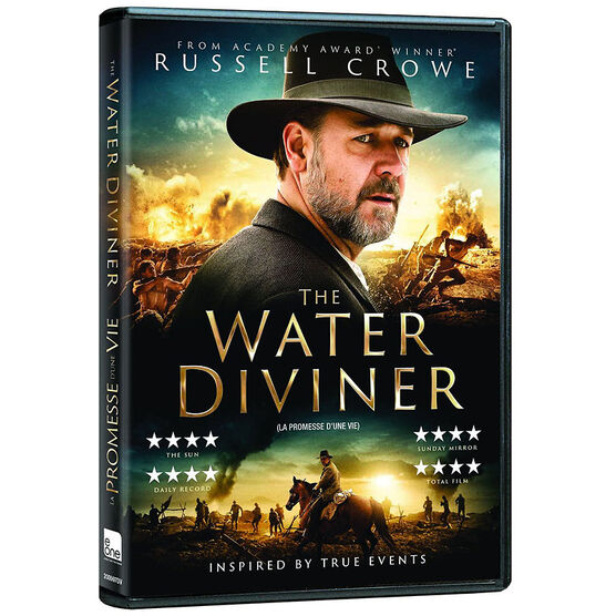 The Water Diviner - DVD