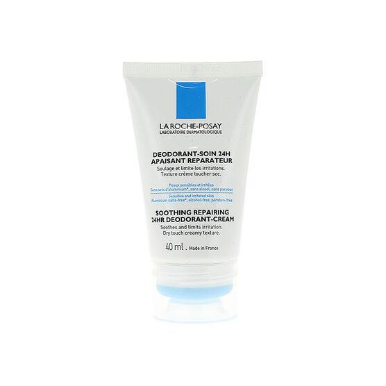 La Roche-Posay Physiological Cream Roll-On Deodorant - 40ml