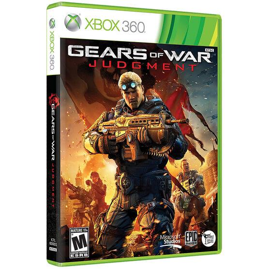 Xbox 360 Gears of War: Judgement