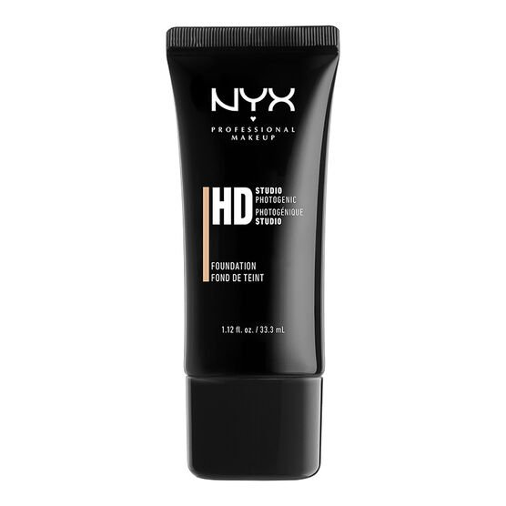 NYX Professional Makeup High Definition Foundation - Nude