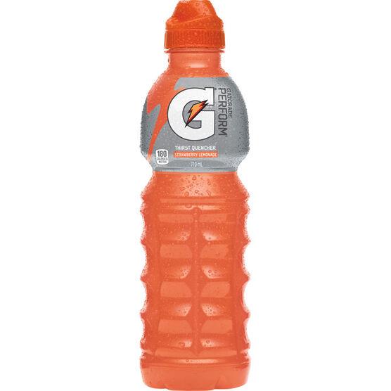 Gatorade - Strawberry Lemonade - 710ml