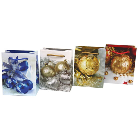 Christmas Bags - Small - Assorted