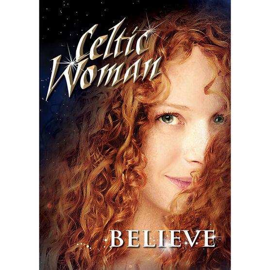 Celtic Woman: Believe - DVD