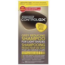 ControlGX Grey Reducing Shampoo - Blond to Medium Brown - 177ml