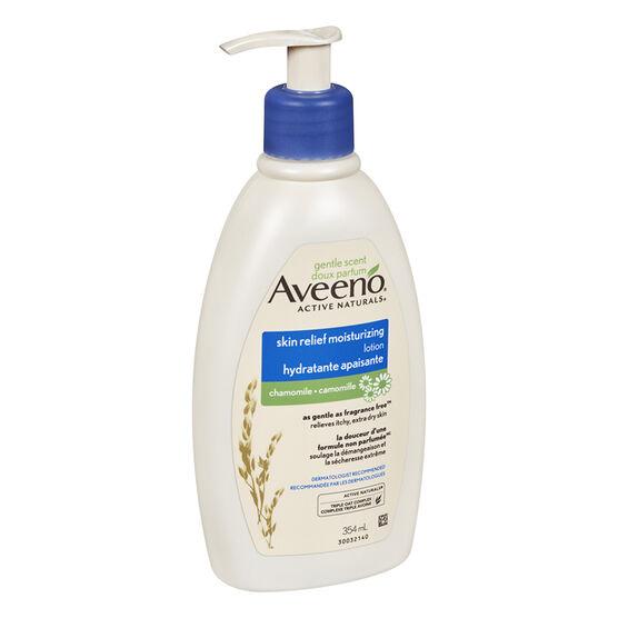 Aveeno Active Naturals Skin Relief Lotion - Chamomile - 354ml