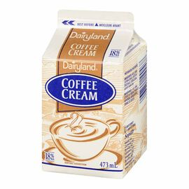 Dairyland Table Cream 18% - 473ml