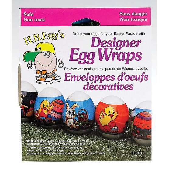 Eater Deluxe Egg Wraps