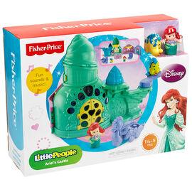 Fisher Price Little People - Disney - Ariel's Castle