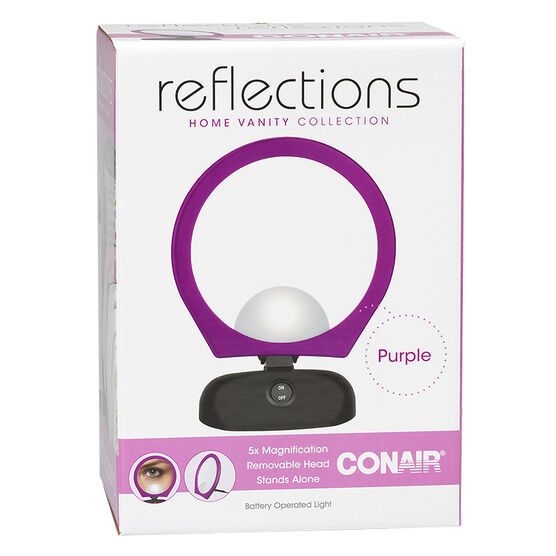 Conair Lighted Round Mirror - BE12PKC