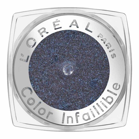 L'Oreal La Couleur Infallible Eyeshadow - All Night Blue