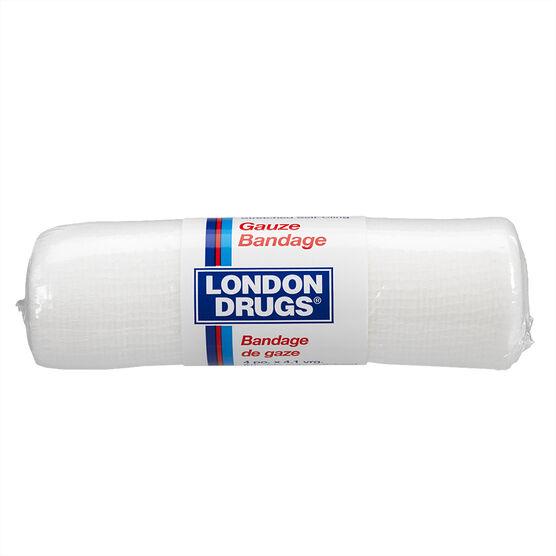 London Drugs Bandage Gauze - 4inch x 4.1yards